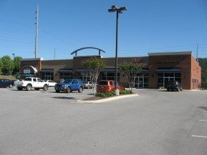 231 State Farm Parkway, Suite 109, Homewood, AL 35209 Size: 1,348 SF Unit Representation: Landlord & Tenant Date: 4/10/2013 Agent: Wes Cline